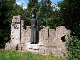 Karlstein Gro Welzheim Friedhof Kreis Aschaffenburg