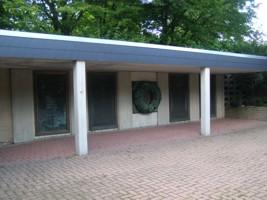 Mettingen (neuer Friedhof), Kreis Steinfurt, Nordrhein