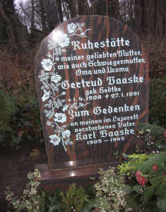 Kaisers Karlshorst berlin karlshorst friedhof
